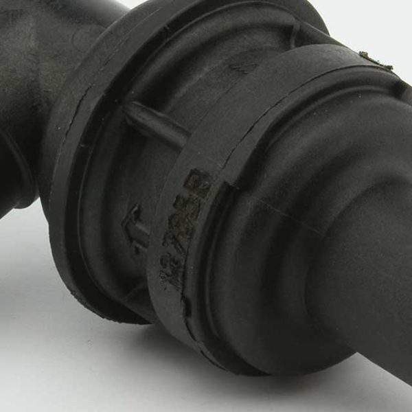 Клапан обратный 18мм 3 штуцера