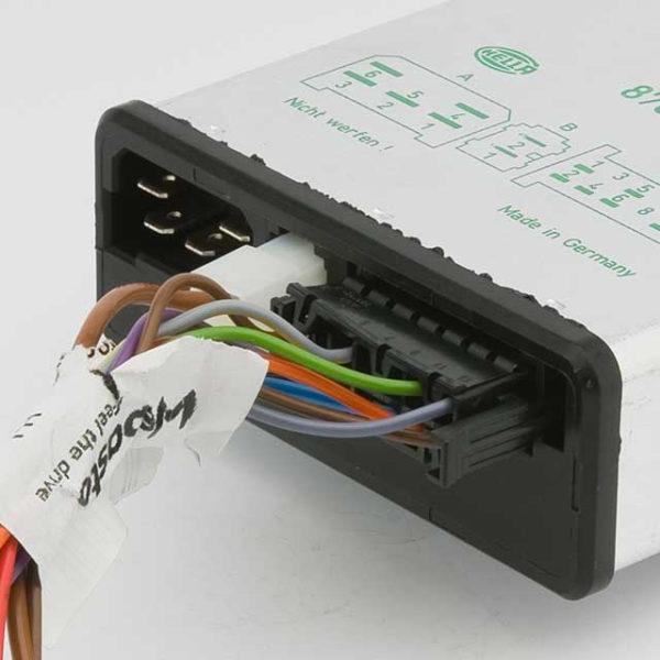 Блок управления HL 18, HL24, HL32 24В диз