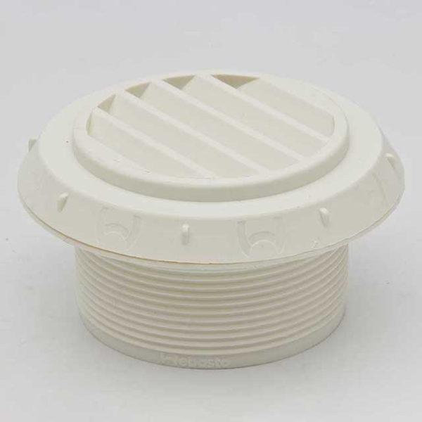 Дефлектор 60мм белый 45°