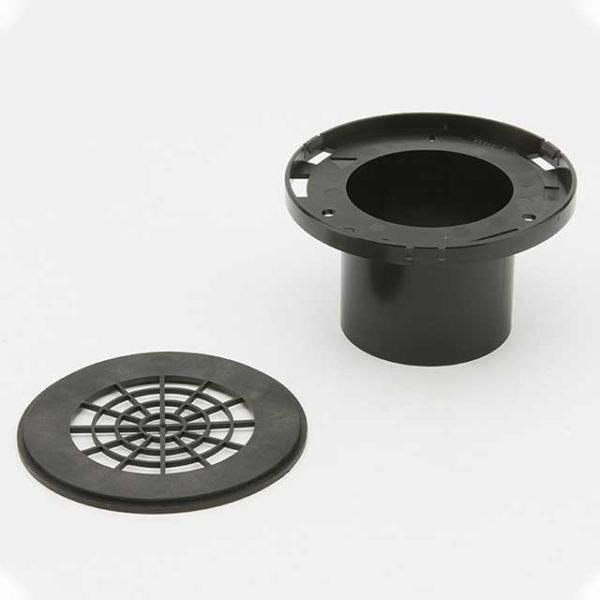 Дефлектор 60мм черный