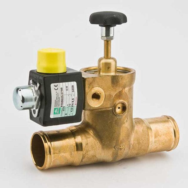 Клапан электромагнитный DBW 300