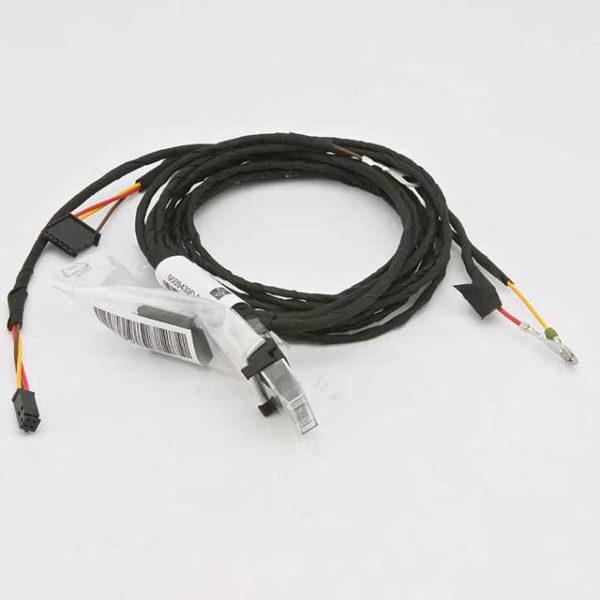 Проводка для переделки штатного догревателя Volkswagen T5