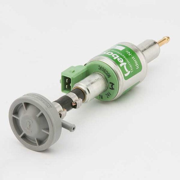 Топливный насос DP30 12В с демпфером
