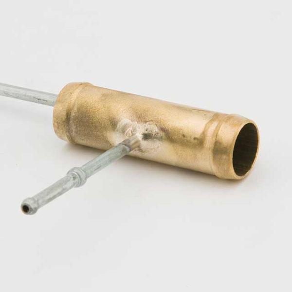 Топливозаборник для вентиляции бака 15мм 3,5мм
