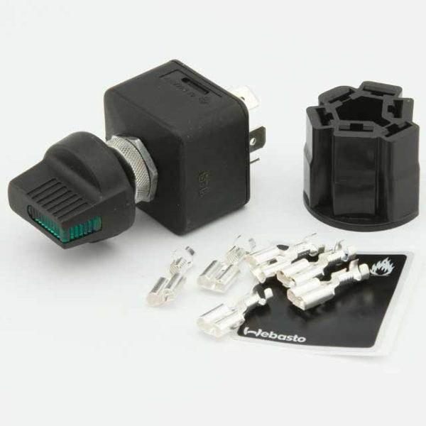 Выключатель отопителя с индикатором 24В