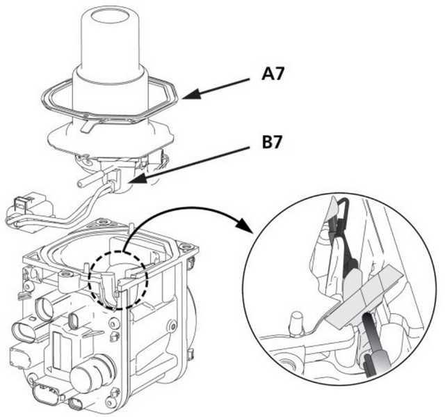 Рис. 902 Горелка и нагнетатель воздуха для горения
