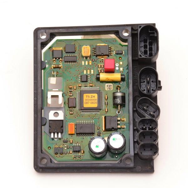 Блок управления VW T5 рестайл (Amarok 1) догрев плата 4900