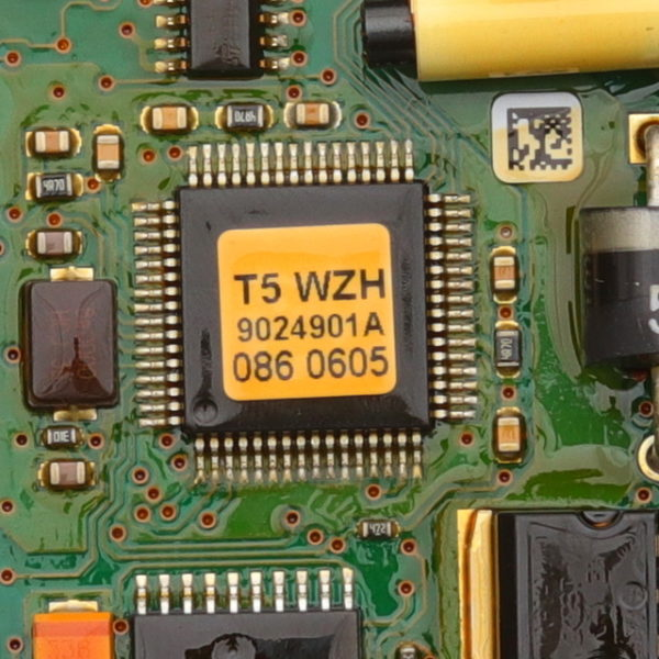 Блок управления VW T5 рестайл (Amarok 1) предпуск плата 4901