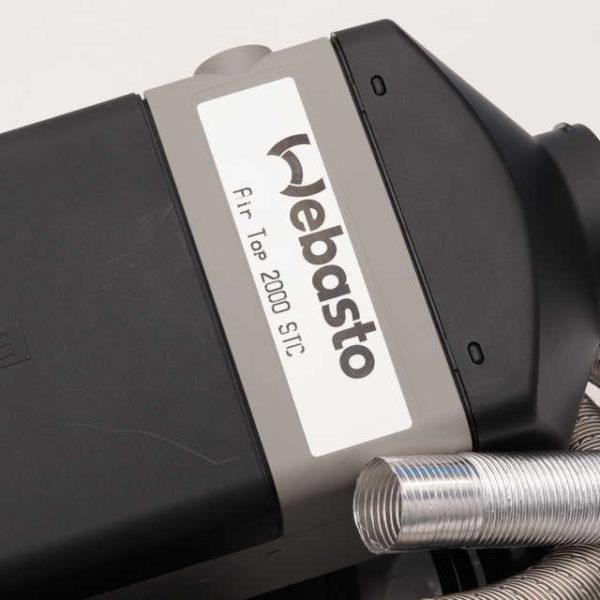 Webasto AirTop 2000 STC 12В дизель